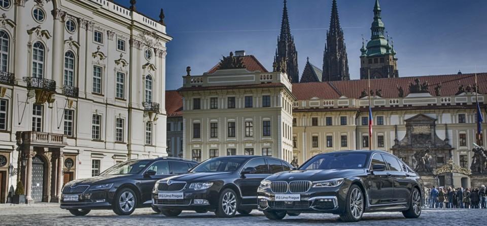 Prague transfers – airport, train station etc.