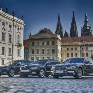 Prague transfers – airport, train station etc.